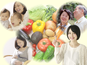 食の健康講座